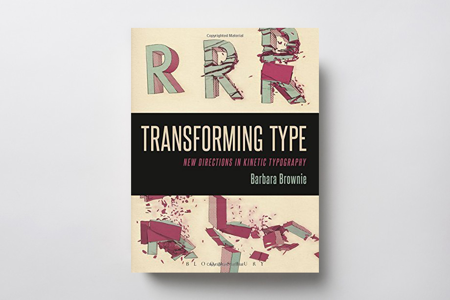libro sulla kinetic typography