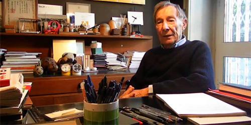 Giancarlo Iliprandi ufficio
