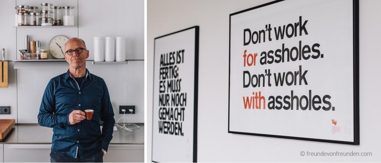 Goutte artista e creatore di font
